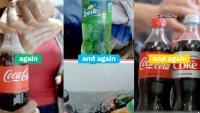 Coca-Cola lanza botella 100% hecha de materiales reciclados y promete más