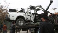 Explosión en una camioneta mata a diez miembros de una familia en Afganistán