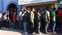La pandemia no frena el flujo de migrantes hacia el Norte