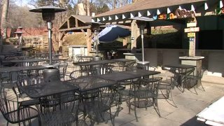 Outdoor Dining in Prince Georges County