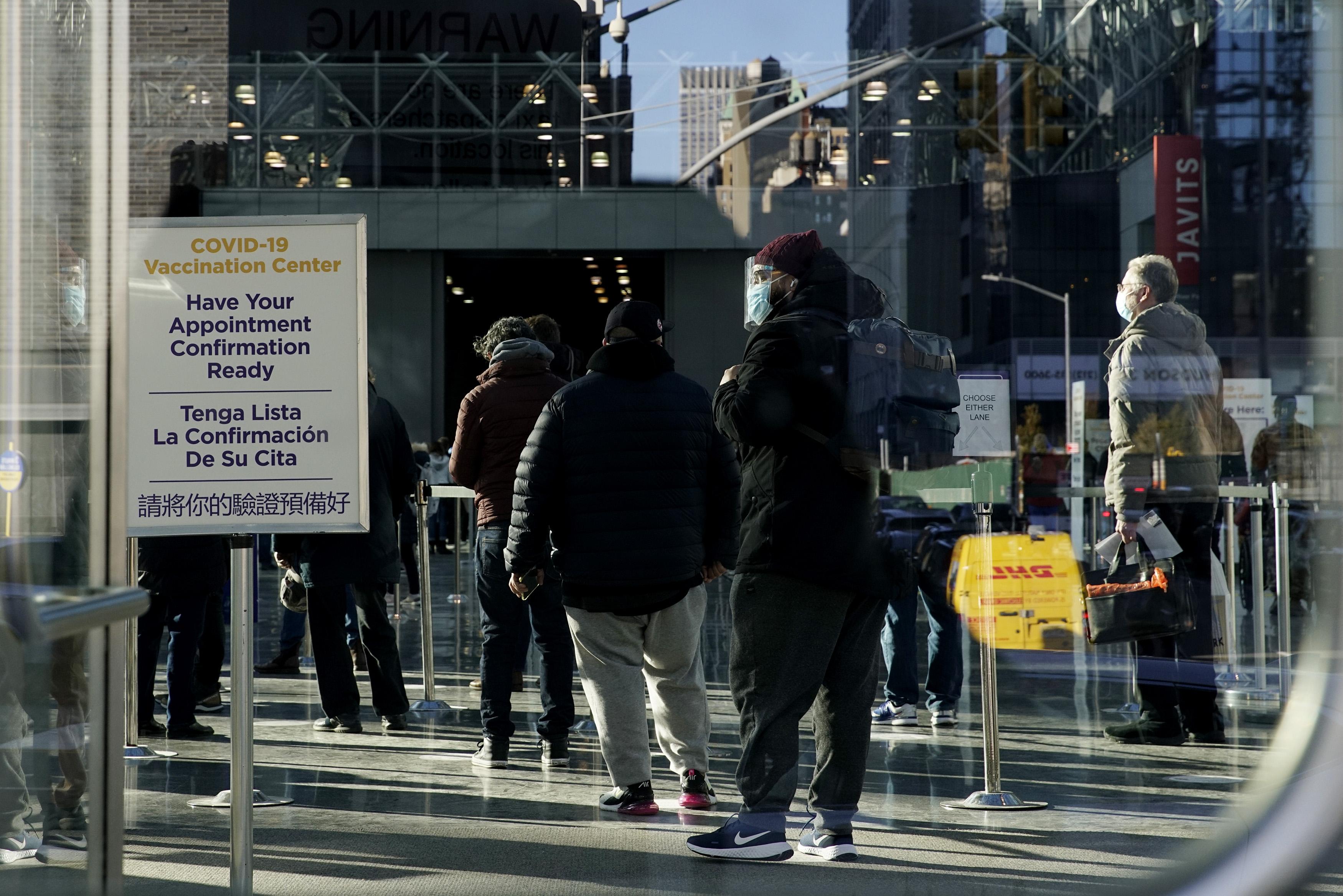 NYC reabrirá sus escuelas secundarias el 22 de marzo