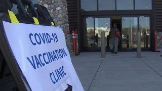 covid vaccine site Virginia