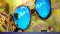 Así se fabrican los lentes de sol hechos con tapas plásticas recicladas