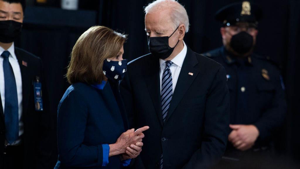 Biden dará un discurso ante el Congreso antes de los 100 días en el cargo