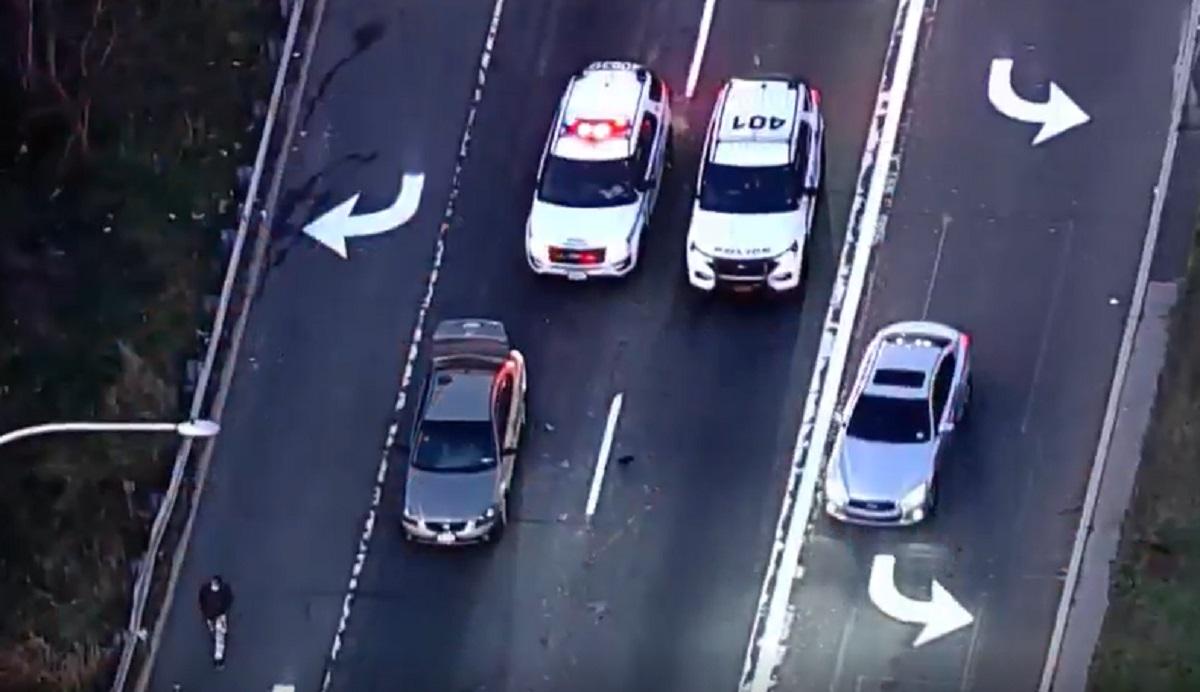 Macabro hallazgo: policías descubren el cadáver de un mujer durante parada de tránsito