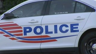 dc police car generic