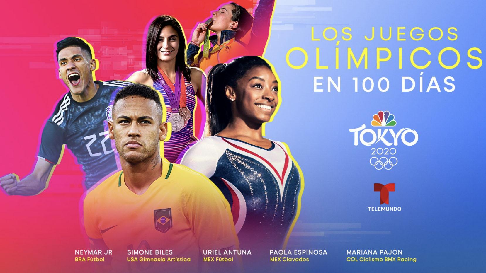 Tokio 2020: faltan 100 días para que el mundo vuelva a vibrar con los Juegos Olímpicos