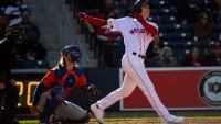 Prospectos de los Red Sox muestran su calibre en las ligas menores