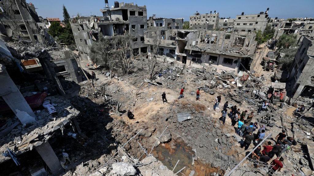 Israel intensifica los ataques en Gaza ante posible invasión; ya son 119 los muertos
