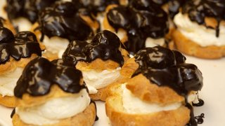 Big E cream puffs