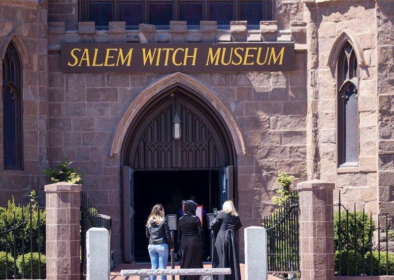 Salem: una ciudad histórica