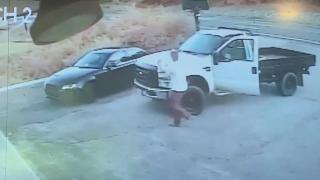 Pawtucket police shooting teen security footage screenshot