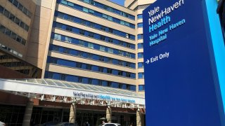 Yale New Haven Hospital Spring