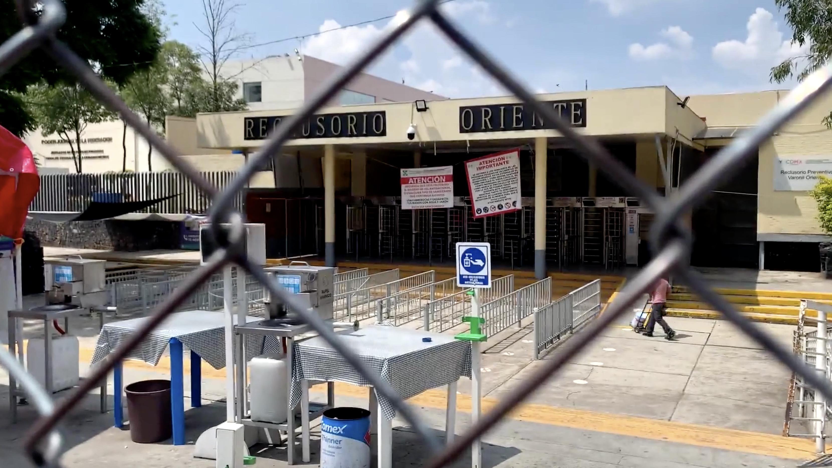 México: prisioneros pasan años encerrados esperando la resolución de sus casos