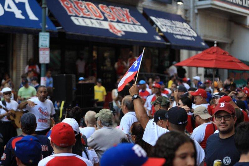 Red Sox celebra la Herencia Puertorriqueña en el Fenway Park