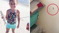 Desgarrador: niña hispana muere por una bala perdida que la impactó cuando dormía