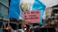Guatemala: Lucha anticorrupción agoniza con salida de fiscal