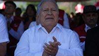 Ministro: Expresidente salvadoreño Sánchez Cerén estaría en Nicaragua
