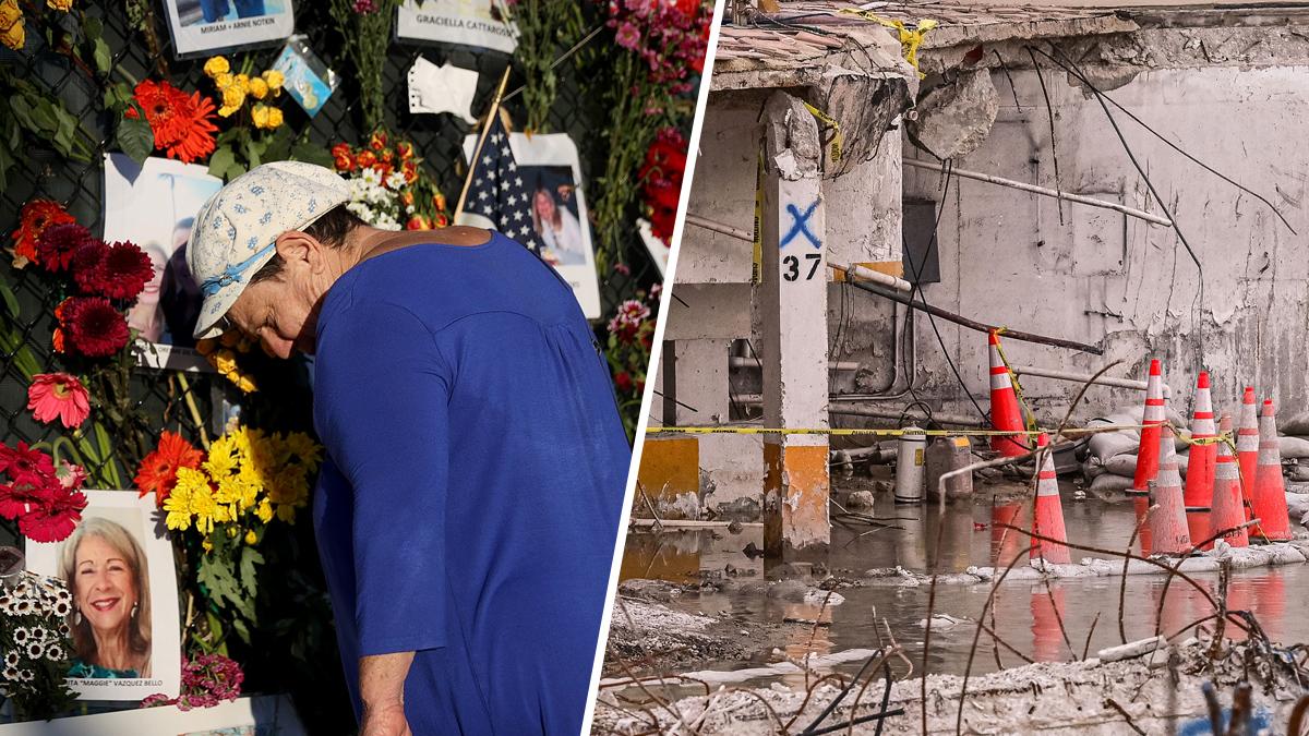 """""""Mi hermana es la última"""": solo falta por identificar a una víctima desaparecida tras colapso en Miami Beach"""