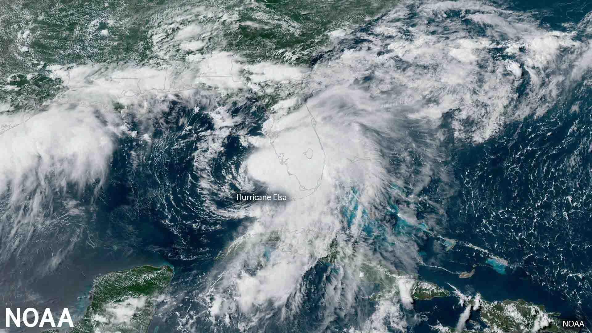 NOAA ajusta pronóstico: temporada de huracanes en el Atlántico será más agitada