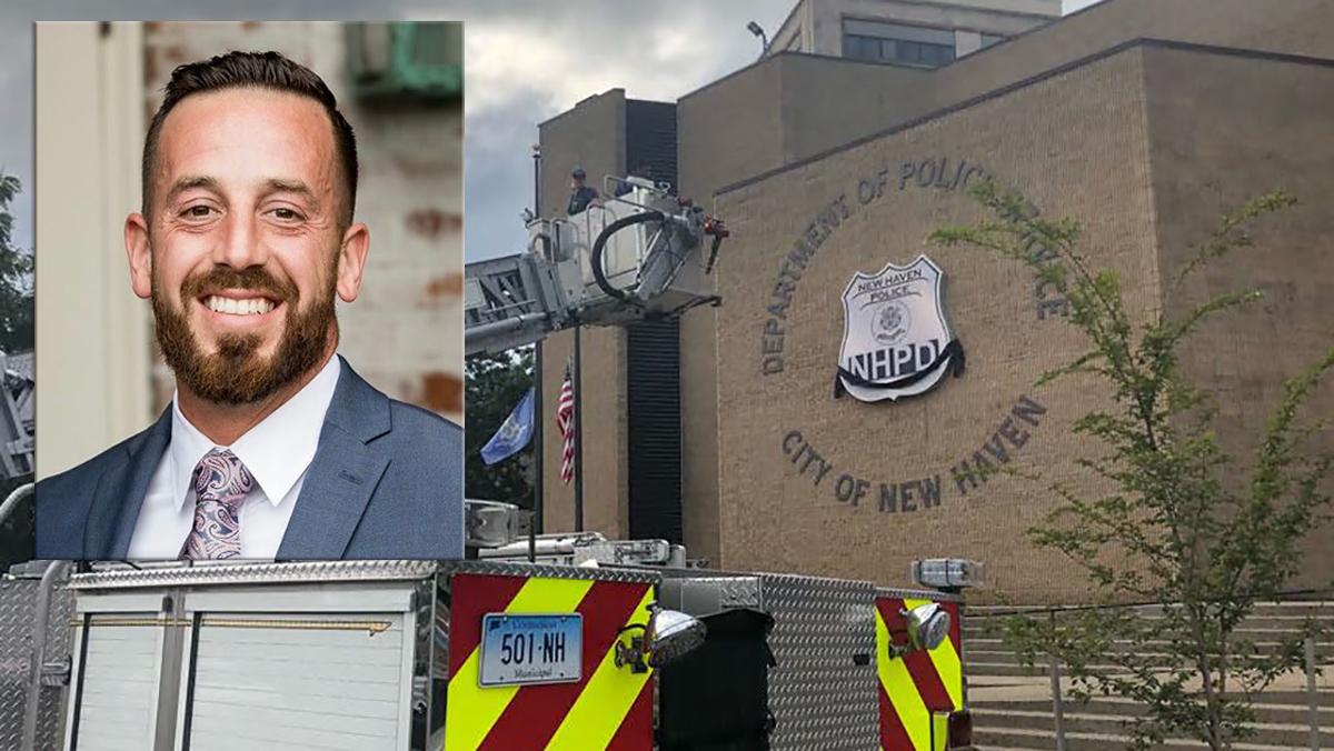 Oficial de policía de New Haven muere en choque en Las Vegas; 2do oficial enfrenta cargos