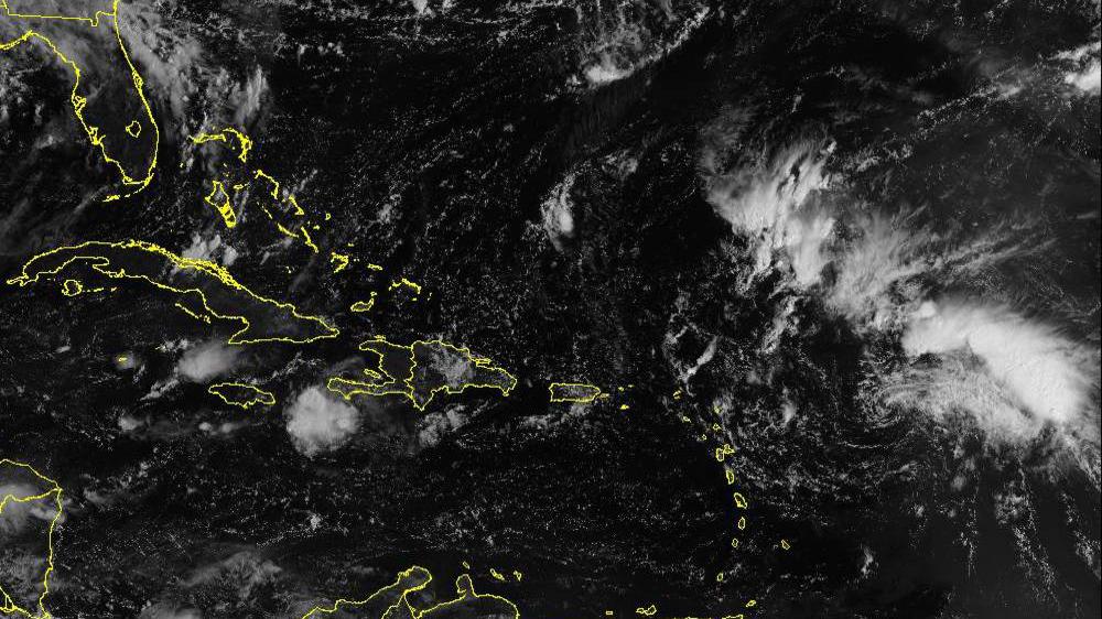 La tormenta tropical Peter podría dejar hasta 3 pulgadas de lluvia en Puerto Rico