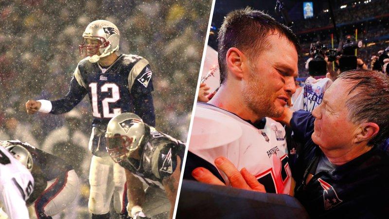FOTOS: Tom Brady a través de los años