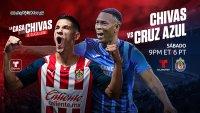 Telemundo Deportes presenta fin de semana futbolero con 16 horas de cobertura