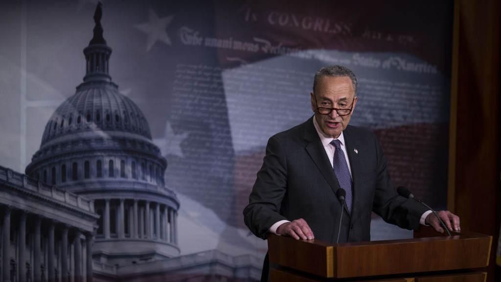 NBC: Schumer planea voto sobre legislación electoral, anticipando bloqueo republicano