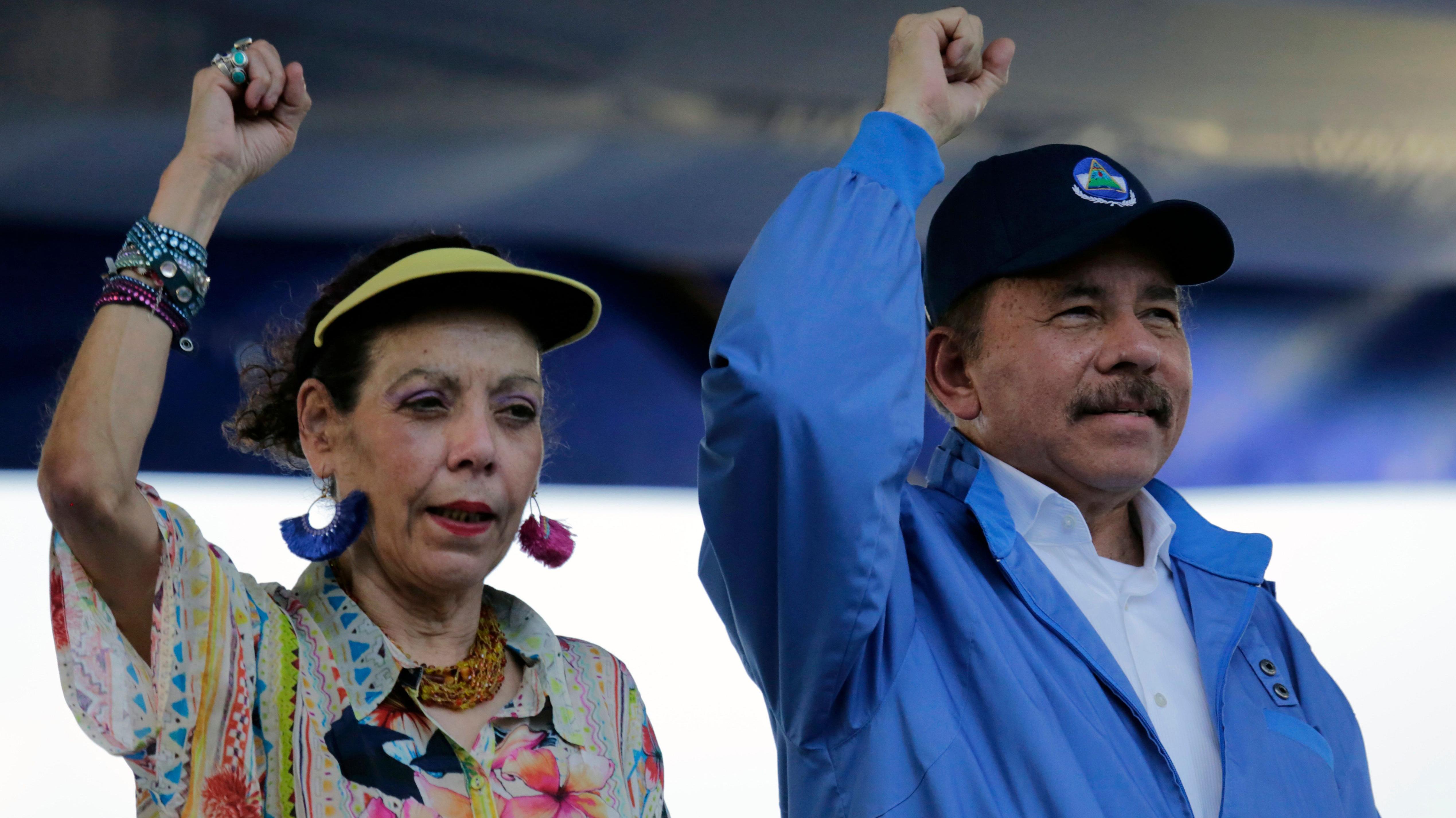 """EEUU afirma que las elecciones presidenciales en Nicaragua serán """"una farsa"""""""