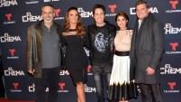 Julio Bracho, Mariana Seoane, Mauricio Ochmann, Itatí Cantoral y Leonardo Daniel protagonizan la nueva súper serie de Telemundo.