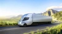 El camión puede conducir 500 millas con una sola carga y puede pasar de cero a 60 millas en 5 segundos.