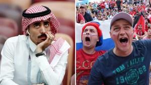 Jeques, fiesta y goles llenan el primer día del Mundial