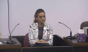 En vivo: juicio de la destituida Miss Puerto Rico