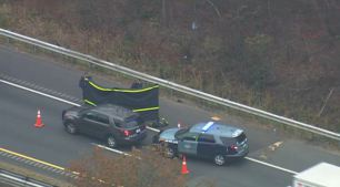 Fallece hombre en autopista en Warren, Massachusetts