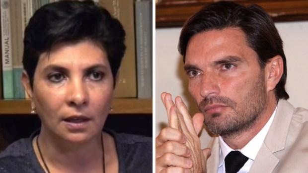 Abogada de Marjorie de Sousa le responde a Julián Gil