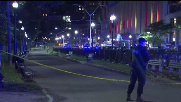 [TLMD - Boston] Varios arrestados y un herido de bala en el Boston Common