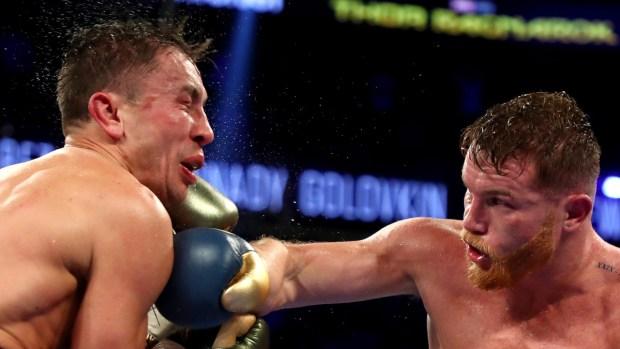 VER: Gennady Golovkin vs. Canelo Alvarez- La pelea [VIDEO COMPLETO]