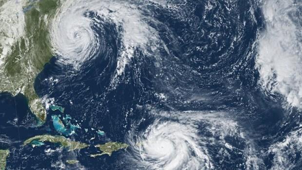 Los estragos dejados por el huracán María en República Dominicana