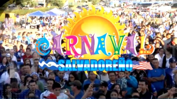 Video: Carnaval Salvadoreño este domingo
