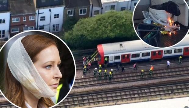 Detienen a un segundo sospechoso tras el ataque en metro de Londres