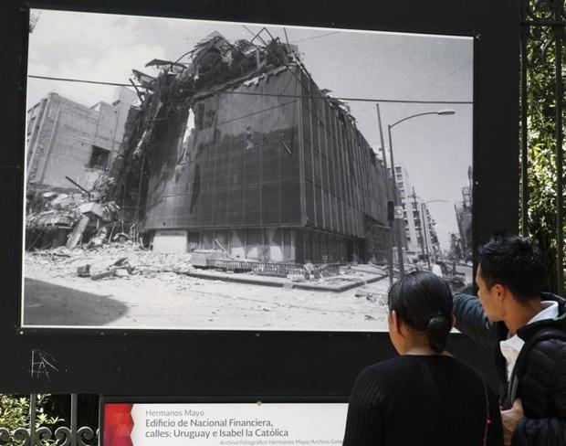 Al menos 225 muertos por el terremoto en México