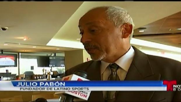 Big Papi recibe prestigioso reconocimiento latino