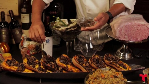 $76,000, la más costosa comida de Acción de Gracias