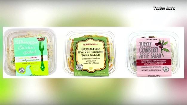Trader Joes contaminadas ensaladas
