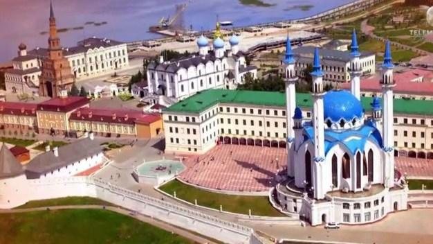 Pasaporte Rusia: conoce a la bella Kazán