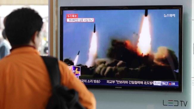 Nuevo misil norcoreano sería capaz de alcanzar bases de EE.UU