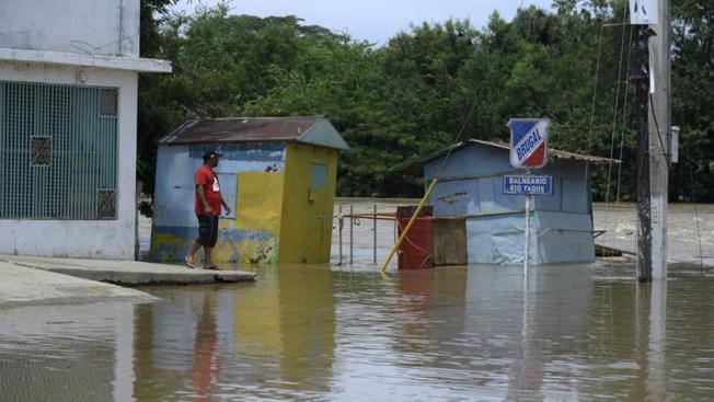 VENEZUELA: Irma llega a República Dominicana y destroza todo a su paso