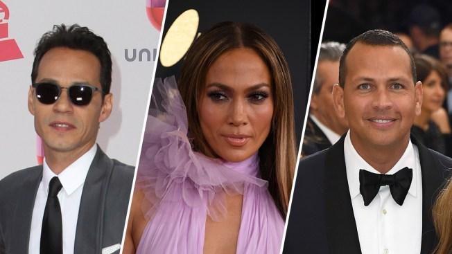 Marc Anthony, Jennifer Lopez y Alex Rodríguez realizan concierto benéfico