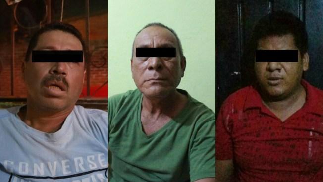 Detiene PGR a presunto operador de Los Tequileros y 2 más